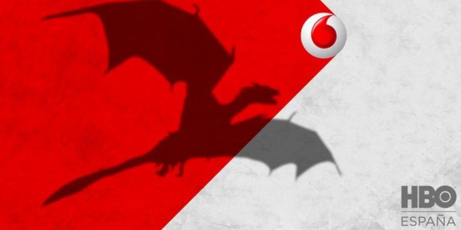 Vodafone ofrecerá series de HBO para todos sus clientes