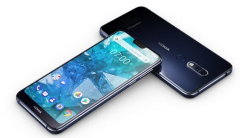 HMD presenta en España los nuevos Nokia 7.1 y 5.1 plus