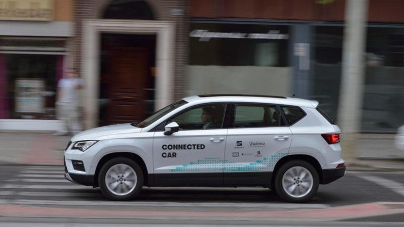La conducción autónoma cada vez más presente gracias a Telefónica, SEAT y Ericsson