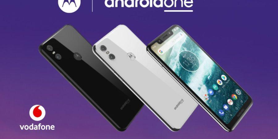 El Motorola One llega de la mano de Vodafone