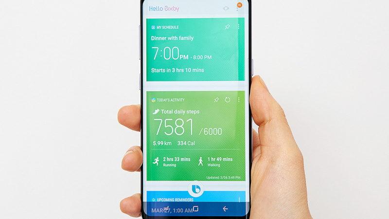 El asistente Bixby de Samsung hablará próximamente español