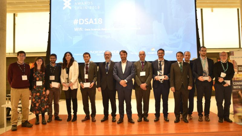 Telefónica premia la aplicación de la ciencia de datos en empresas, científicos y periodistas
