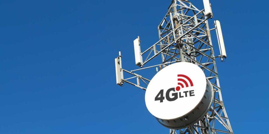 El 4G funciona en las ciudades 10 veces más rápido que en los pueblos