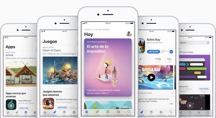 Apple permitirá a los usuarios de la App Store regalar compras dentro de la aplicación
