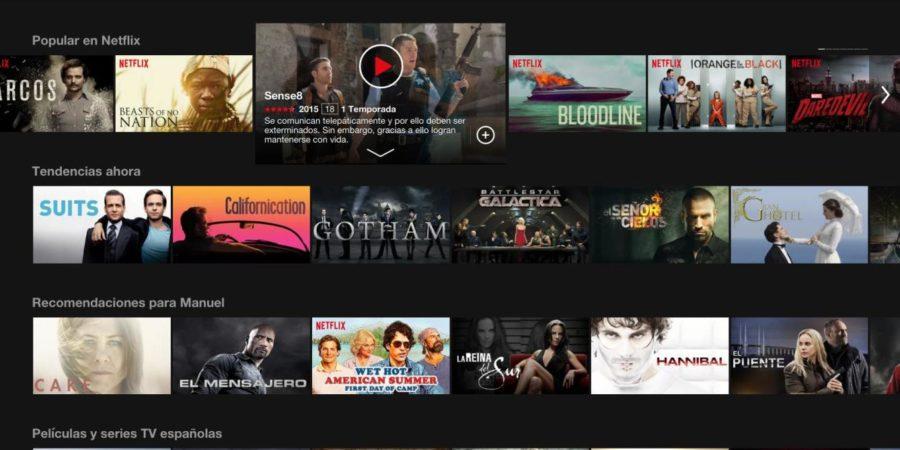 En España ya hay más de 8 millones de usuarios de Netflix