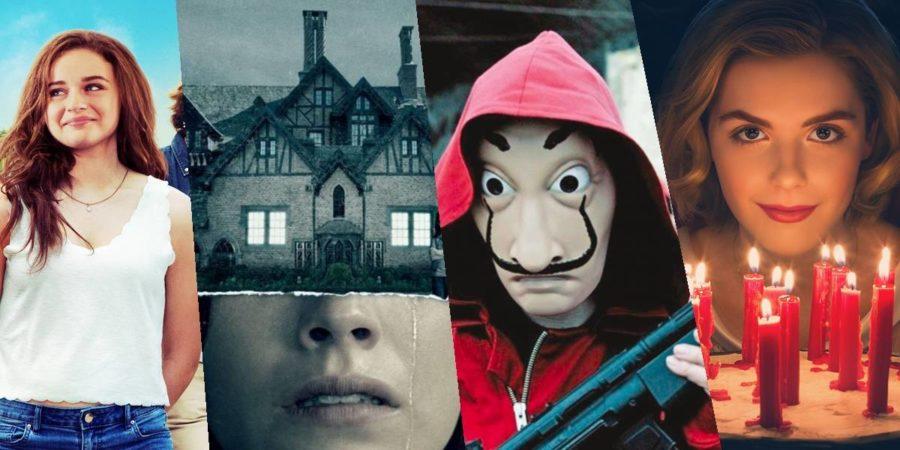 Netflix revela cuáles han sido las películas y series más vistas en 2018