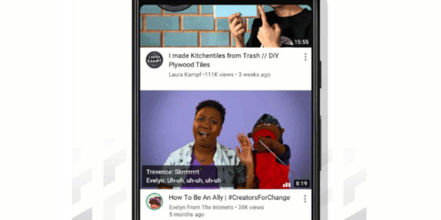 YouTube reproducirá vídeos de forma automática en su pantalla de inicio