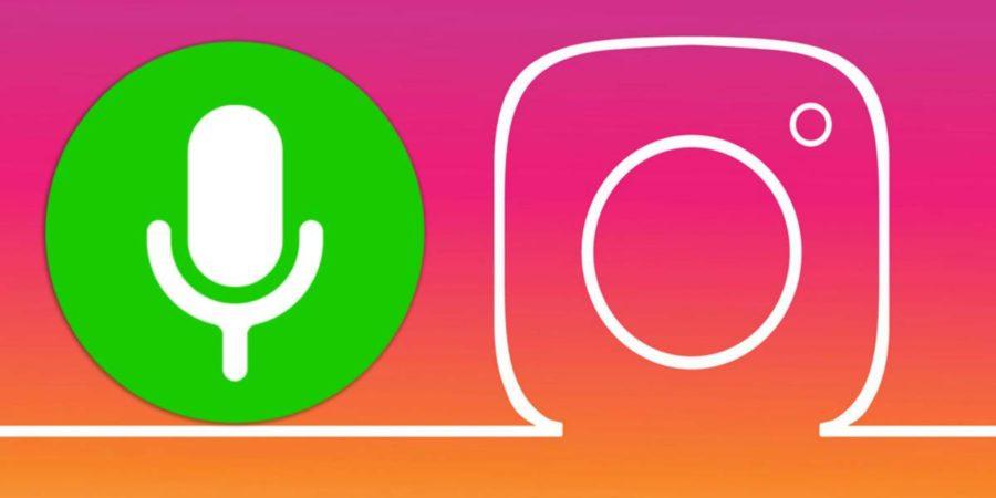 Instagram lleva las notas de voz a sus mensajes directos
