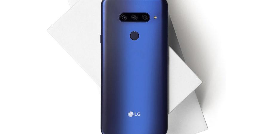 El V50 ThinQ sería el primer smartphone 5G de LG