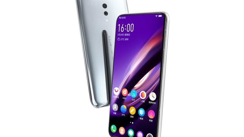Vivo anuncia un revolucionario teléfono 5G con 12 GB de RAM