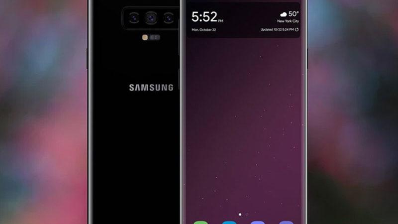 El Galaxy S10 5G podría traer un mínimo de 256GB de memoria interna