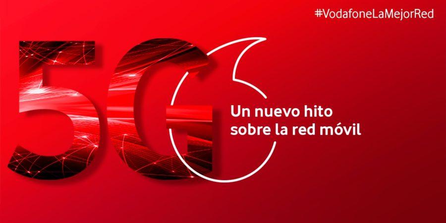 Vodafone, la mejor colocada para el despliegue del 5G en España