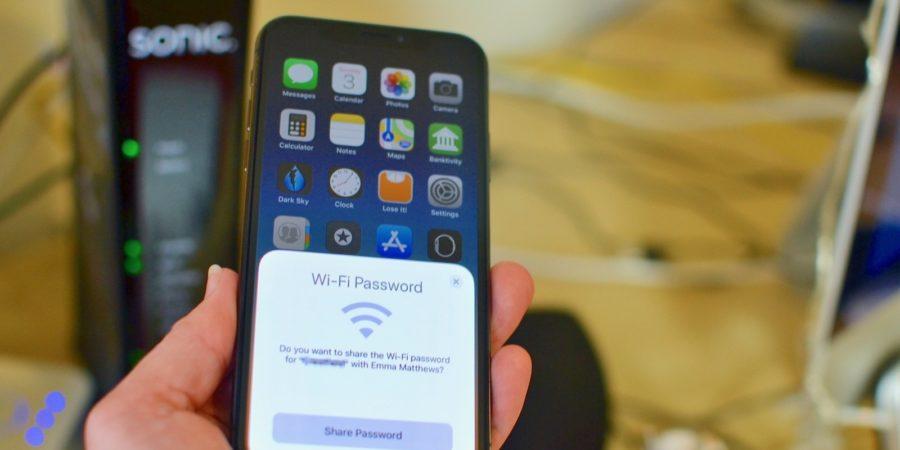 Usuarios de iPhone reportan problemas con su WiFi al actualizar a iOS 12.1.2