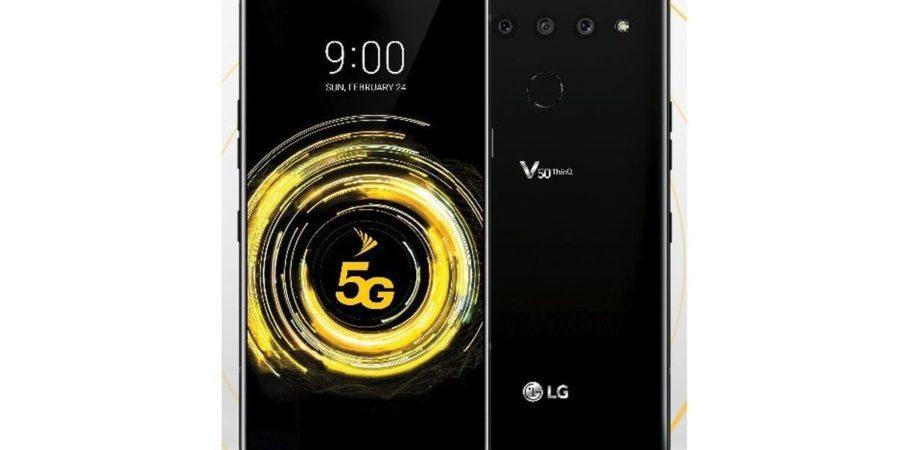 Se filtra el LG V50 ThinQ, el primer 5G de la firma coreana