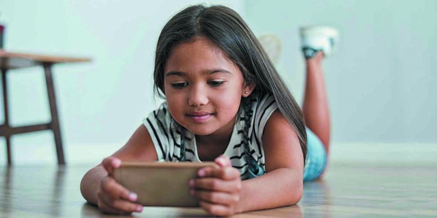 La mitad de los niños españoles entre 2 y 8 años poseen un móvil