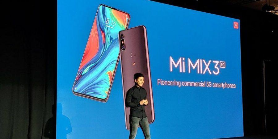Ya está aquí Xiaomi Mi MIX 3, el primer móvil 5G de bajo coste