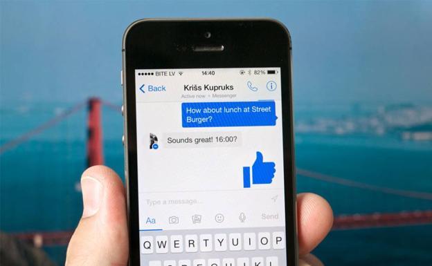 Facebook Messenger permite eliminar mensajes 10 minutos después de enviarlos
