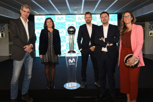 Movistar retransmitirá en exclusiva la Copa del Rey de baloncesto