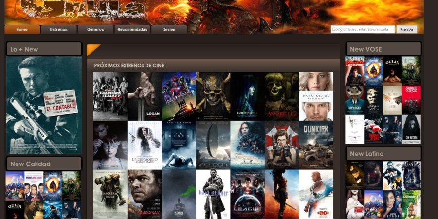 Un juez ordena bloquear el acceso a cinco famosas web piratas de cine