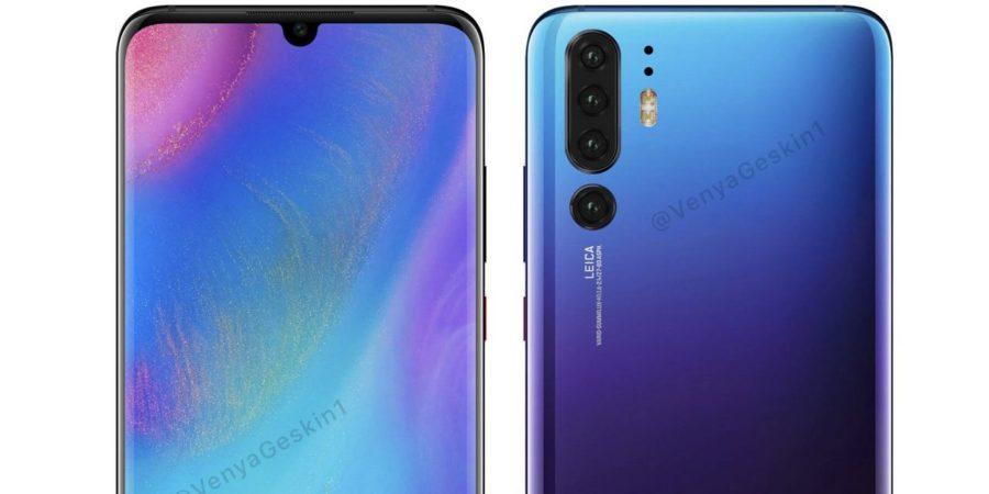 Los Huawei P30 y P30 Pro no tendrán conectividad 5G