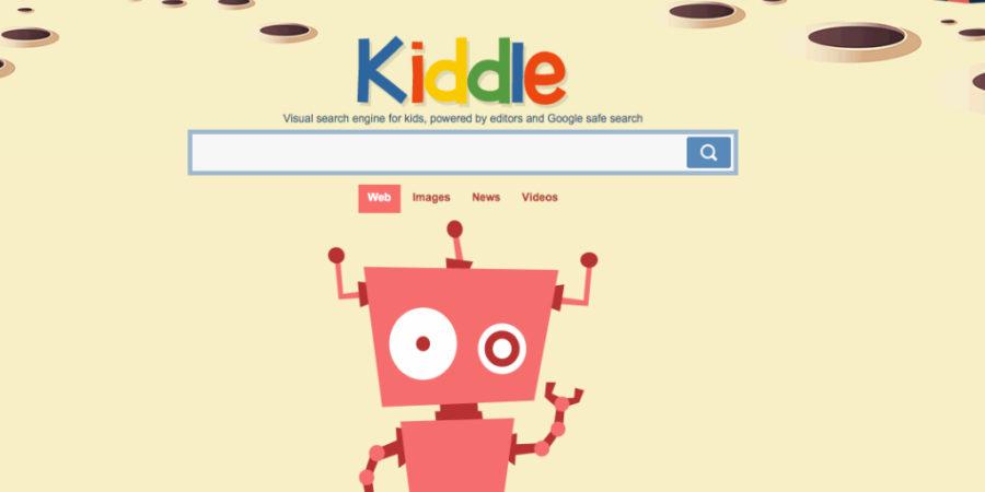Cómo funciona Kiddle, la alternativa a Google para niños