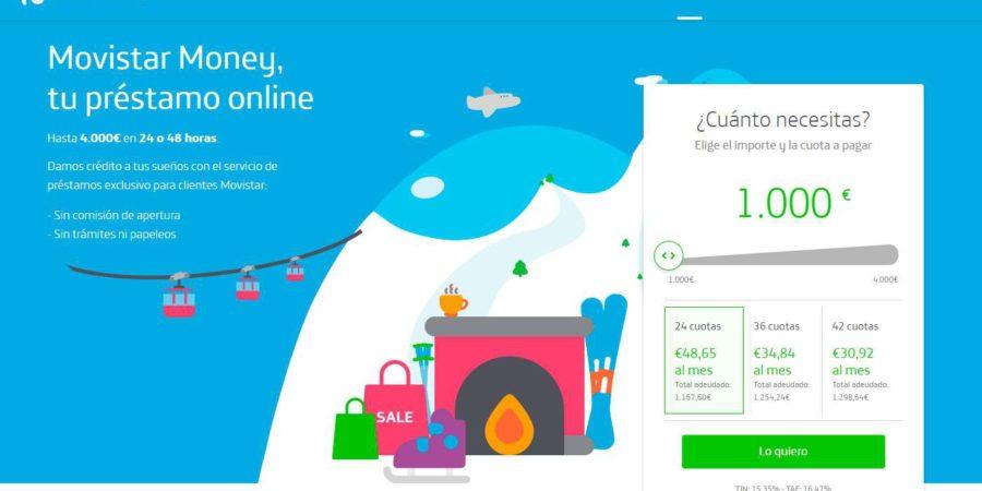 Movistar Money, lo nuevo de Movistar España en préstamos para clientes