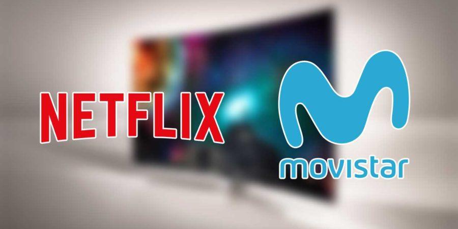 Movistar aún te permite ahorrar el primer mes de Netflix