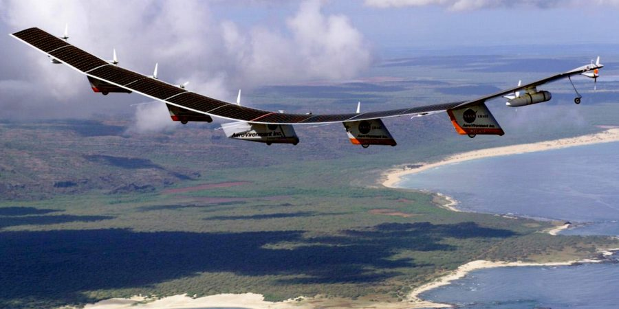 Softbank presenta un dron capaz de ofrecer Internet 5G con energía solar