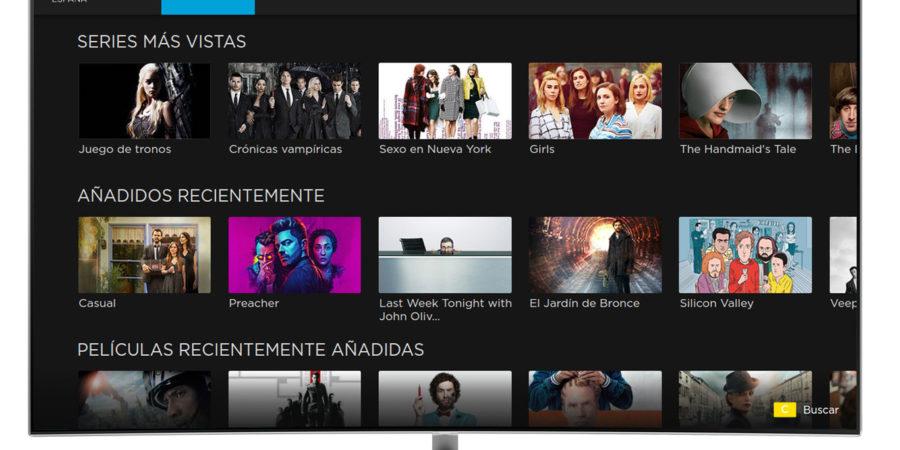 La aplicación HBO España llega a los Smart TV de LG