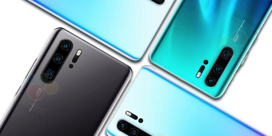 Los Huawei P30 y P30 Pro ya tienen precio de venta en España