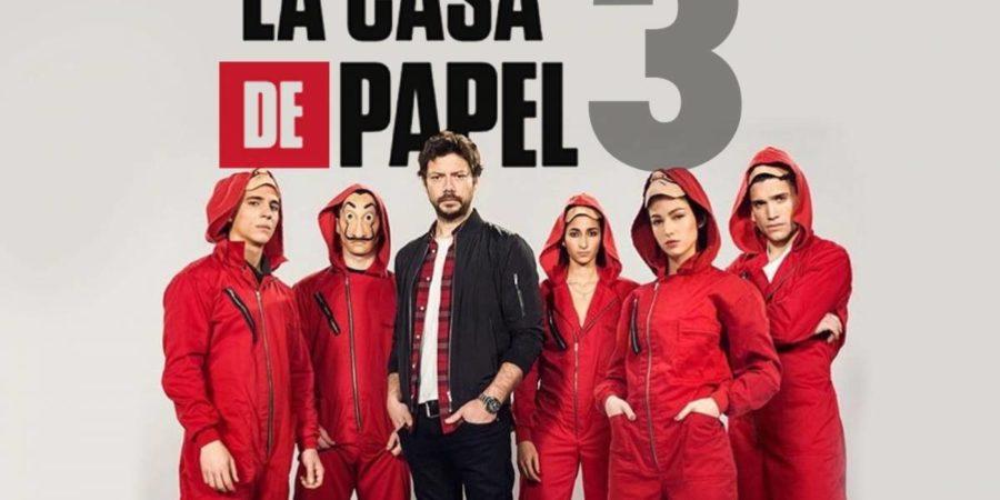 Netflix publica el tráiler y la fecha de estreno de La Casa de Papel 3