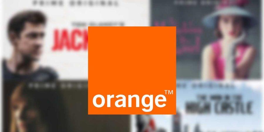 Orange TV ya permite acceder a Amazon Prime Video en su descodificador