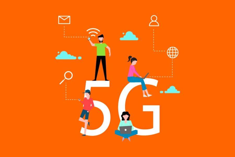 Orange y ZTE realizan la primera llamada 100% 5G en España
