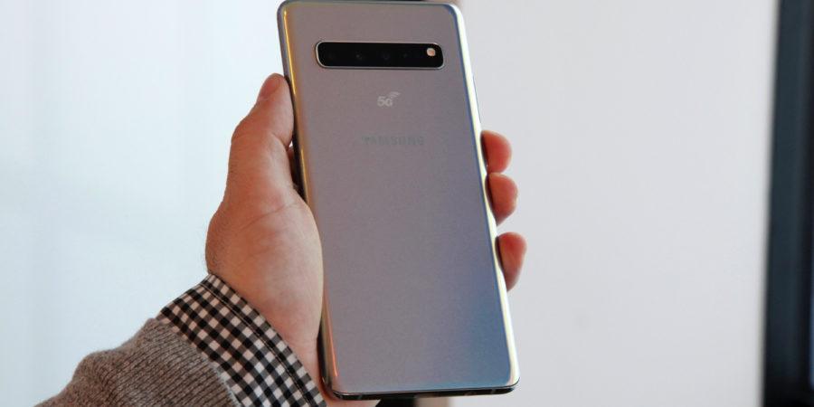 Filtrado el precio del Galaxy S10 5G de Samsung