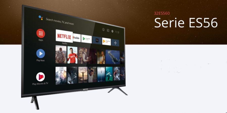 TCL presenta su nueva serie de televisores ES56 en España