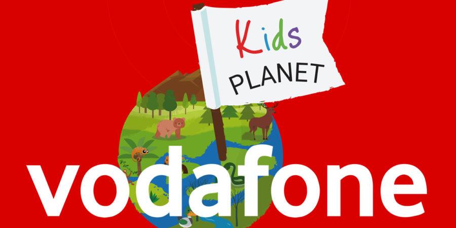 Vodafone lanza Kids Planet, una app de pago que ofrece contenido infantil