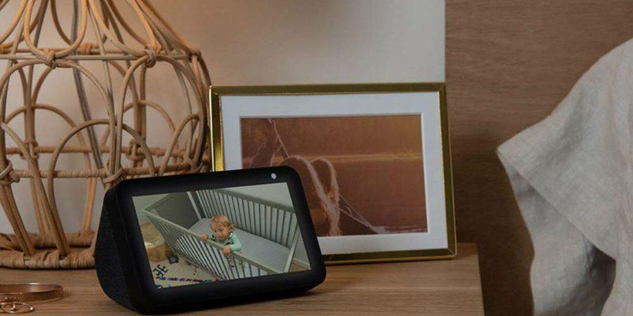 Amazon anuncia el Echo Show 5, más compacto y económico