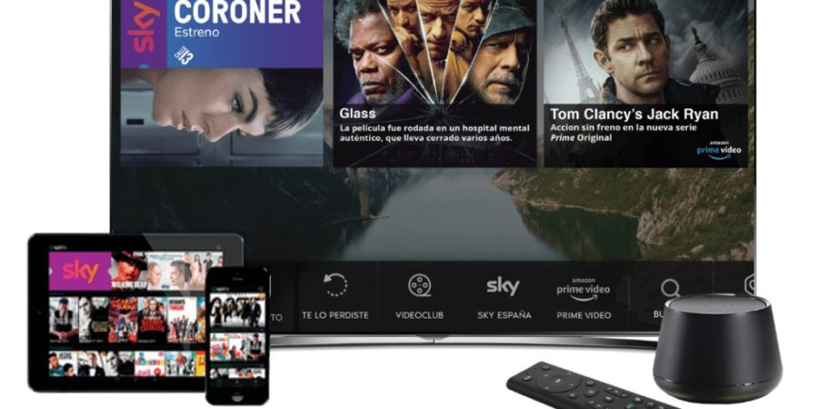 Amazon Prime Video llega a Agile TV, la televisión de Yoigo