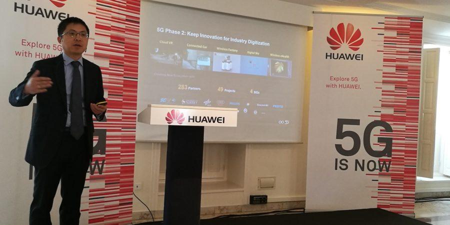 Huawei seguirá adelante con el despliegue de sus redes 5G en España
