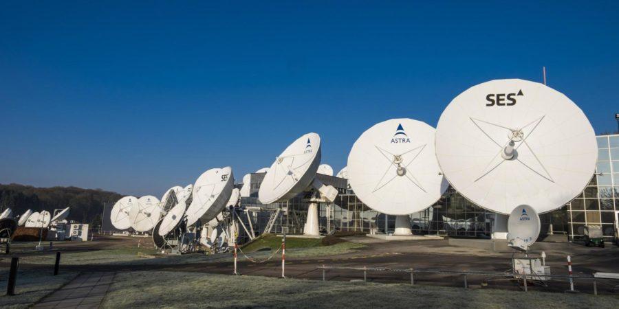 Realizan las primeras emisiones de televisión 8K por satélite y 5G