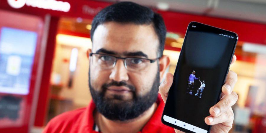 Vodafone anuncia el lanzamiento de su servicio 5G para este verano