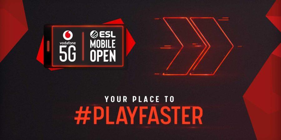 Vodafone y ESL lanzan el primer torneo internacional 5G de eSports