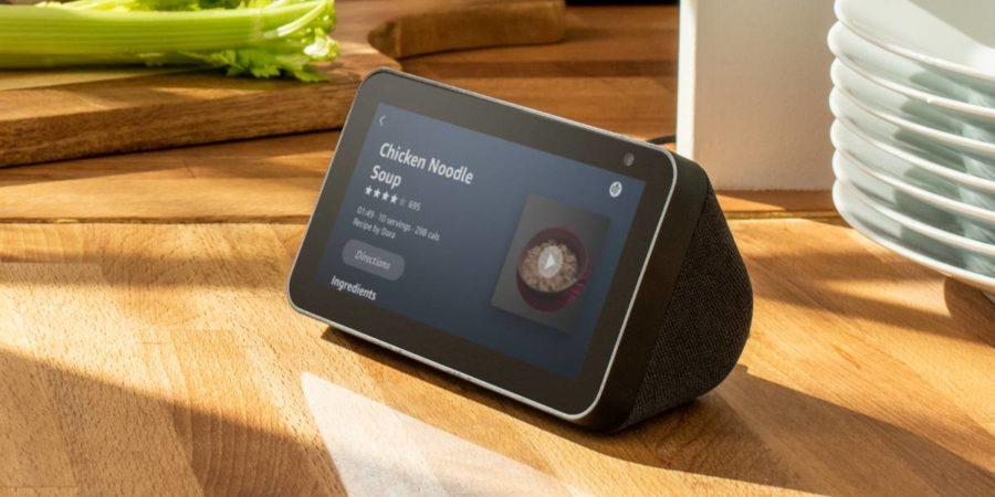 El nuevo Amazon Echo Show 5 ya está a la venta en España por 89,99 euros