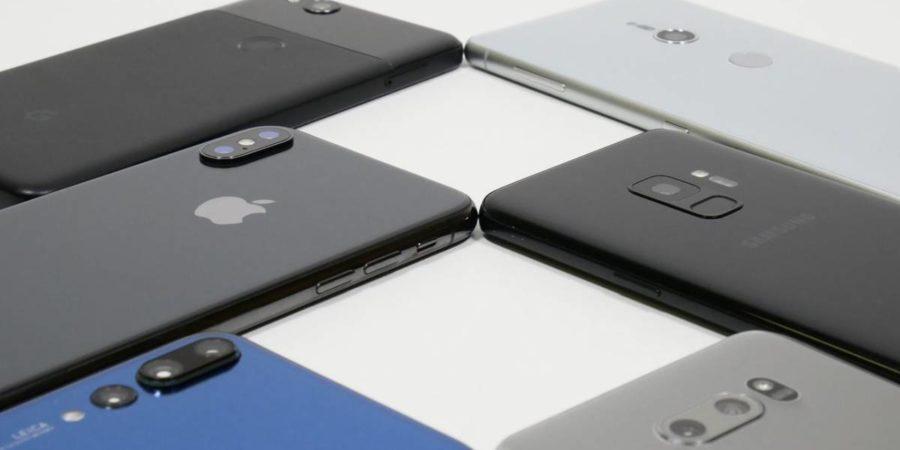 La venta mundial de smartphones caerá en 2019 por tercer año consecutivo