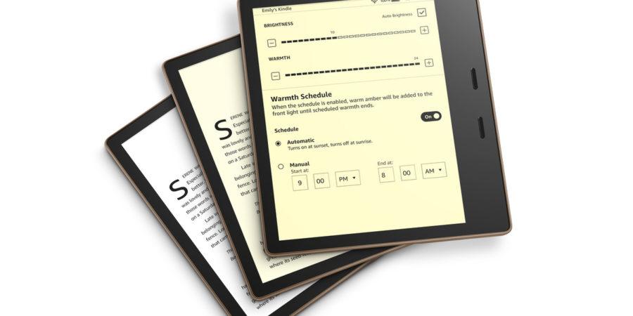 Kindle Oasis se renueva y ofrece una mejor calidad de imagen