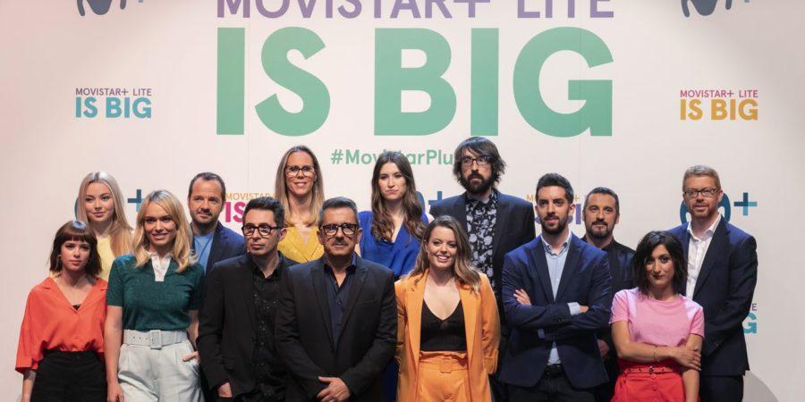 Movistar+ lanza Movistar+ Lite, su nueva plataforma de streaming