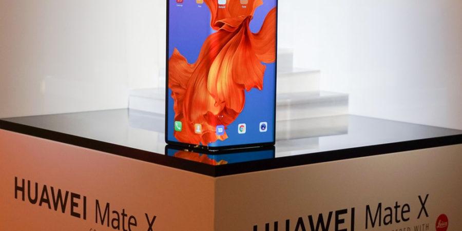 Vodafone aprueba la comercialización del Huawei Mate X 5G en España