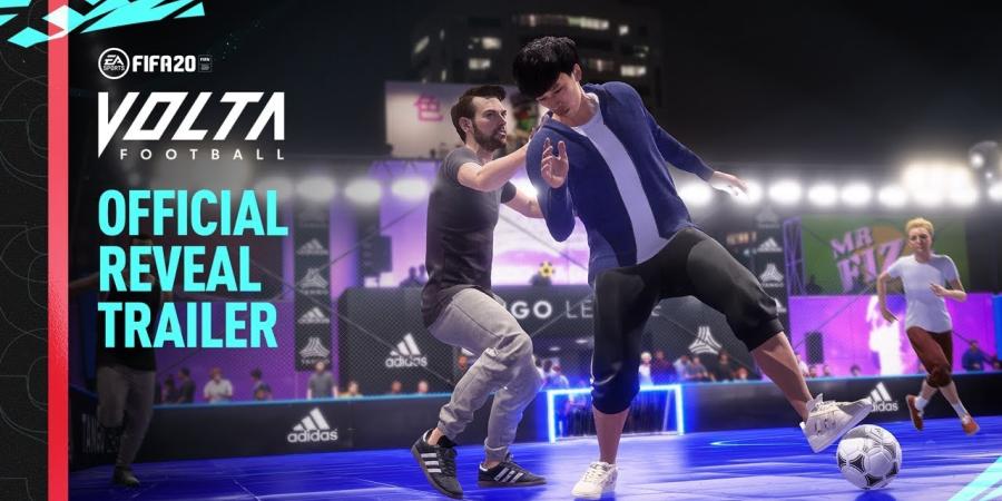 El FIFA 20 llegará en septiembre con el modo VOLTA