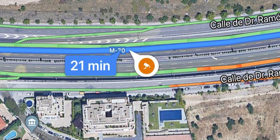 En España, ya están disponibles los avisos de radares en Google Maps