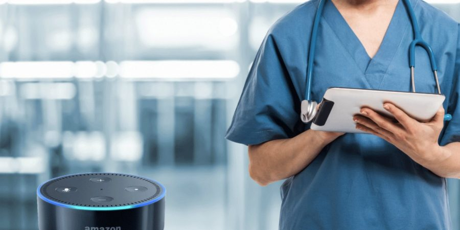 Alexa prueba un novedoso servicio de respuestas sobre salud